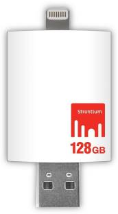 Strontium Nitro Idrive 3.0 Otg Pendrive For Ios Utility Pendrive 128 GB Pen Drive