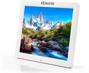 xelectron 1200xe white digital photo frame 12 inch digital - Electronic Picture Frame