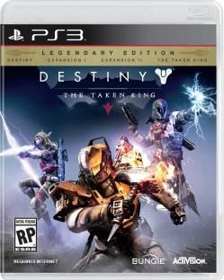 Destiny : The Taken King (Legendary Edition)