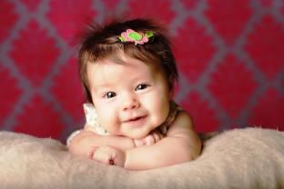 006c57ad572c Posterhouzz Baby S - Strawberry Dress Baby Paper Print - Children ...