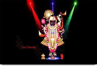 lord shreenathji 3d