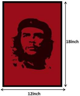 Che Guevara - Red Paper Print - Personalities posters in India - Buy ... 552b0fcf27
