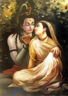 shiva parvati love