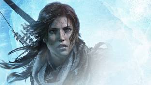 Rise Of The Tomb Raider PS4 ON FINE ART PAPER HD QUALITY WALLPAPER POSTER Fine Art