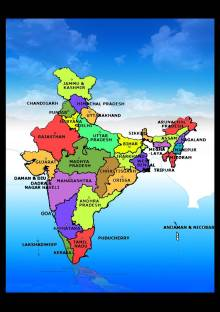 World map pattern paper print maps posters in india buy art world political map pp 16 m 41 paper print gumiabroncs Image collections