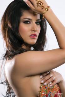 Sunny Leone Sexy Paper Poster 12x18 Photographic Paper