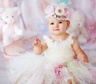 Cute Baby With Cap A3 Hd Poster Art Shi3 Photographic Paper
