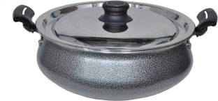Coconut Gravy Pot With SS Lid Cook and Serve Casserole 2.5 L