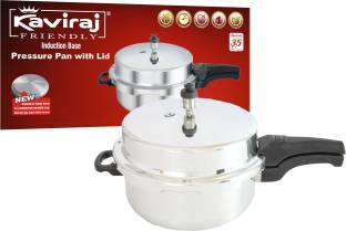 0142fe36e89 PNB 5.5 L Pressure Cooker with Induction Bottom Price in India - Buy ...