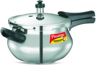 Prestige Deluxe Plus Mini Handi 3.3 L Induction Bottom Pressure Cooker