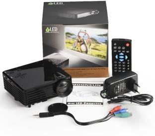 Wonder World GoPro™ HD 1080P Mini LCD Multimedia LED Home Theater ...