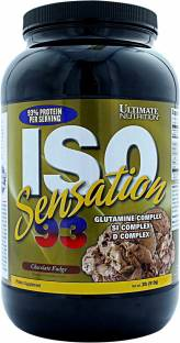 Ultimate Nutrition Iso sensation 93 Whey Protein