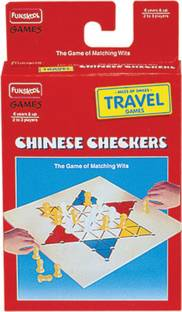 FUNSKOOL Travel Chinese Checkers