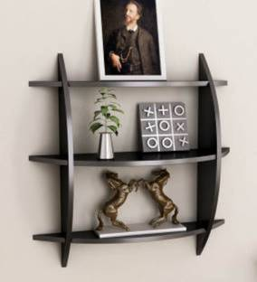 The New Look Wooden Wall Shelf