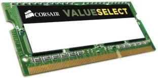 CORSAIR Value Select Low Voltage Series DDR3 8 GB (Dual Channel) Laptop (CMSO8GX3M1C1600C11)