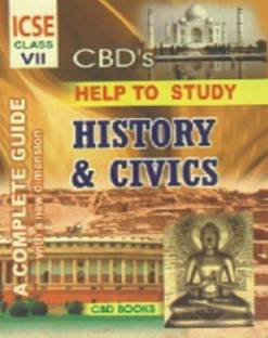 ICSE Help To Study - Geography: A Complete Guide (Class 7