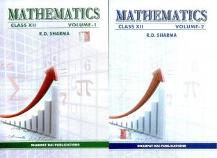 Mathematics for Class 12 (Set of 2 Volumes)