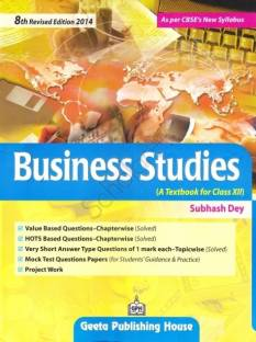 Rapid revision in business studies for class xii price in india business studies a textbook for class xii malvernweather Choice Image