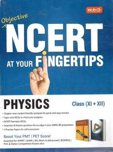 Ncert At Your Fingertips Physics Class (Xi+Xii)