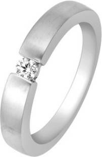 VelvetCase 950 Platinum Engagement Rings in 3.96 gms Platinum Ring