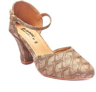 48e93360f26 Buy Women Party Wear Bridal Footwear At Rs 358 Lowest Price Online ...
