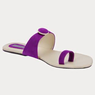 faa1d412bdb99 Azores Women Purple Flats