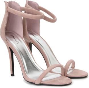 51024022636 QUPID Women REPS Heels - Buy RED Color QUPID Women REPS Heels Online ...