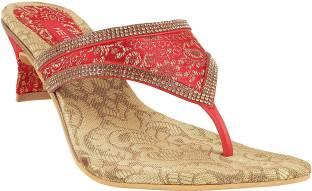 Metro Women 18,Red Heels