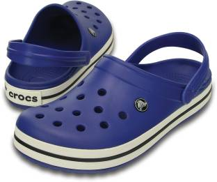 8ccba20286396a Crocs Men Brown Clogs - Buy 204211-206 Color Crocs Men Brown Clogs ...
