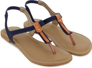 0aaa2087b1b Pure- Welcome Women Navy Flats - Buy Navy Color Pure- Welcome Women ...