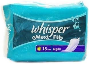 Whisper Maxi Fit Regular Sanitary Pad