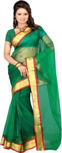 Sanju Sarees Self Design Kota Doria Tissue Sari