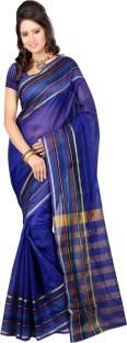 Ansu Fashion Solid Fashion Georgette Sari