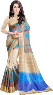 Trendz Printed Fashion Cotton Sari