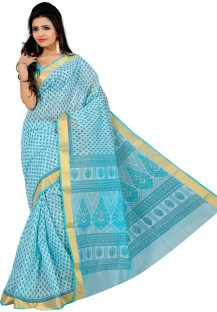 Flipkart Cotton Sarees Below Rs.500/-