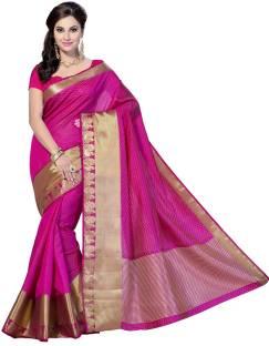 c7806c5e594d7e Buy Shree Sai NX Embroidered Fashion Georgette Multicolor Sarees ...