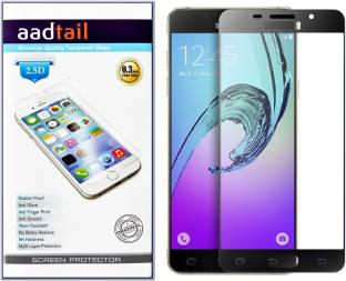 aadtail Tempered Glass Guard for Samsung Galaxy A7 2016 Edition