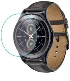iZAP Tempered Glass Guard for Samsung Gear S2 Classic Smartwatch