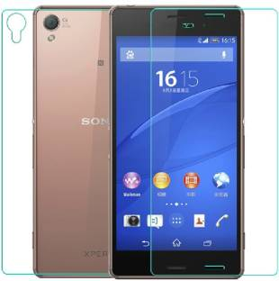 Kushwaha Tempered Glass Guard for Sony Xperia Z3 (Front & Back)
