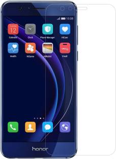 Fox Tempered Glass Guard for Honor 8