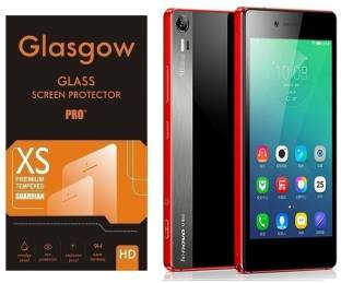 Gadgetshieldz Front and Back Screen Guard for Lenovo Vibe