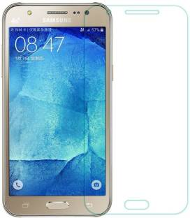 Helix Tempered Glass Guard for Samsung Galaxy J7 - 6 (New 2016 Edition)