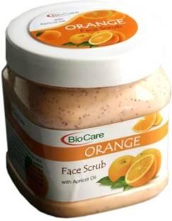BIOCARE Orange Scrub