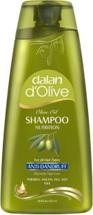 Dalan D'Olive Anti Dandruff Olive Oil Shampoo for Hair Loss Prevention