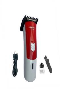 Gemei Nova NHC-9011 RD021 Rechargeable Professional Hair Clipper J2 Trimmer For Men