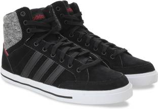 712dd110762 ADIDAS NEO HOOPS TEAM MID Mid Ankle Sneakers For Men - Buy GREY ...