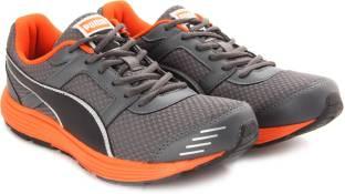 Puma Bolster DP Men Running Shoes For Men - Buy black-Silver Color ... e7abc1719