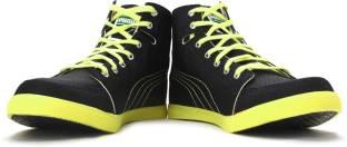ba0b2f0de282 Puma Drongos DP Men Mid Ankle Canvas Sneakers For Men - Buy ...