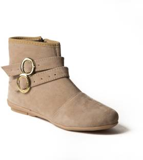 4027b32b8e066 Rs 499 VIEW DETAILS · Babes Women Beige Ankle Boots