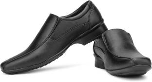 Bata Sanath Men Synthetic Leather Slip On Shoes